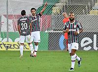 2nd June 2021; Maracana Stadium, Rio de Janeiro, Brazil; Copa do Brazil, Fluminense versus Red Bull Bragantino; Fred of Fluminense celebrates his goal in the 61st minute 1-0
