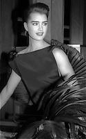 Brooke Shields 1985<br /> Photo By Adam Scull/PHOTOlink.net