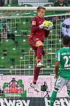 19.09.2020, wohninvest Weserstadion, Bremen, GER,  SV Werder Bremen vs Hertha BSC Berlin, <br /> <br /> <br />  im Bild<br /> Alexander Schwolow (Hertha BSC #01)<br /> <br /> <br /> Foto © nordphoto / Kokenge<br /> <br /> DFL regulations prohibit any use of photographs as image sequences and/or quasi-video.
