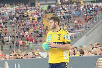 Uwe Gensheimer (Löwen) - Tag des Handball, Rhein-Neckar Löwen vs. Hamburger SV, Commerzbank Arena