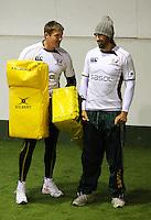 080629 Rugby - Springboks Training