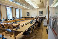 2018/06/22 Politik   Berlin   Amri-Untersuchungsausschuss