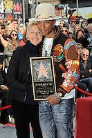 Pharrell Williams Star