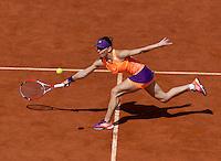 France, Paris, 04.06.2014. Tennis, French Open, Roland Garros, Womans final: Simona Halep (ROU)<br /> Photo:Tennisimages/Henk Koster