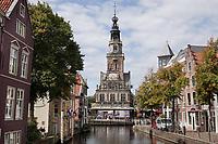 Nederland  Alkmaar  - September 2020 . De Kaaswaag.  Foto : ANP/ Hollandse Hoogte / Berlinda van Dam