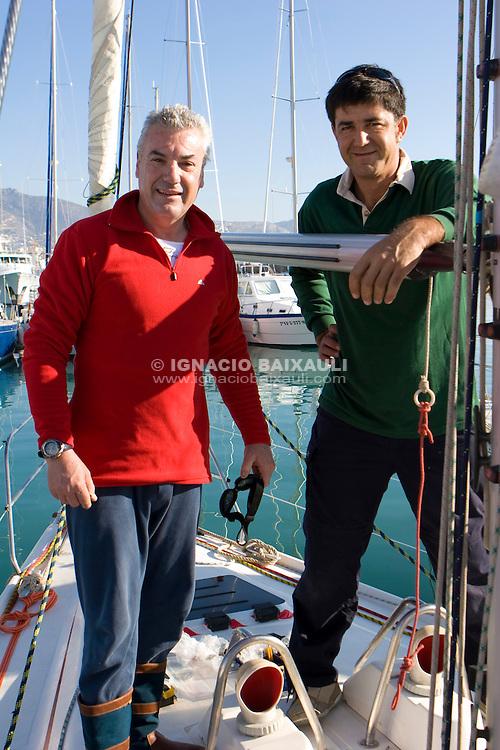Milocha XXII Trofeo 200 millas a dos - Club Náutico de Altea - Alicante - Spain - 22/2/2008