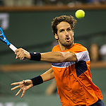 Feliciano Lopez (ESP) defeated Jack Sock (USA)