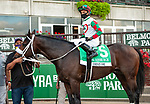 September 28, 2020: Firenze Fire, ridden by Jose Lezcano, wins the 2020 running of the G2 Vosburgh S. at Belmont Park in Elmont, NY. Sophie Shore/ESW/CSM