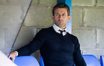 St Johnstone v Dundee…25.08.18…   McDiarmid Park     SPFL<br />Dundee manager Neil McCann<br />Picture by Graeme Hart. <br />Copyright Perthshire Picture Agency<br />Tel: 01738 623350  Mobile: 07990 594431