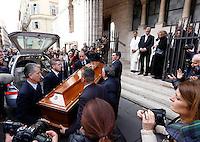 20150114 ROMA-CRONACA: FUNERALI DI ANITA EKBERG