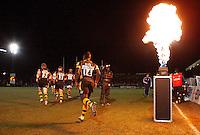 Photo: Richard Lane/Richard Lane Photography. London Wasps v Leinster Rugby. Amlin Challenge Cup Quarter Final. 05/04/2013. Wasps atmosphere.