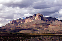 El Capitan, Guadalupe National Park, Texas