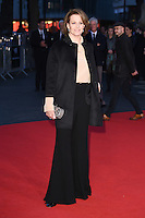 """Sigourney Weaver<br /> at the London Film Festival premiere for """"A Monster Calls"""" at the Odeon Leicester Square, London.<br /> <br /> <br /> ©Ash Knotek  D3162  06/10/2016"""