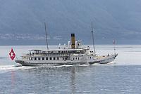 West Switzerland Lake Geneva Montreux 8 May 2017   usage worldwide