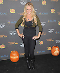 Bridget Marquardt  at 3rd Annual Los Angeles Haunted Hayride held at Griffith Park, Old Zoo in Los Angeles, California on October 09,2011                                                                               © 2011 Hollywood Press Agency