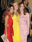 Eva Longoria,Felicity Huffman Macy & Dana Delaney  at The ThinkFilm Special Screening of Phoebe in Wonderland held at The WGA in Beverly Hills, California on March 01,2009                                                                     Copyright 2009 RockinExposures