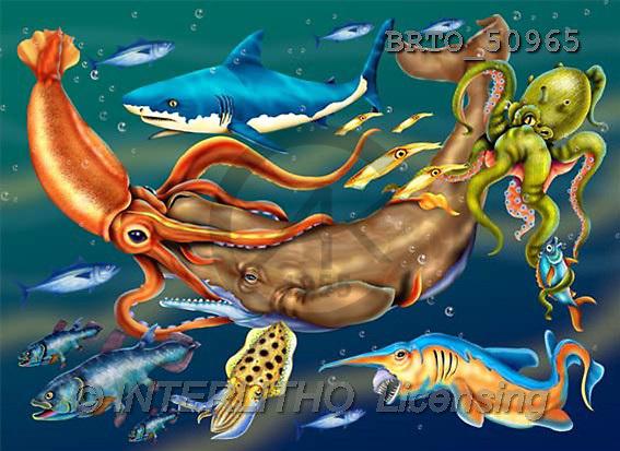 Alfredo, CUTE ANIMALS, puzzle, paintings(BRTO50965,#AC#) illustrations, pinturas, rompe cabeza