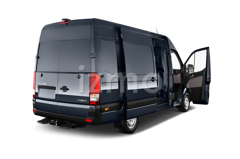 Car images of 2015 Hyundai H350 Travel Plus Pack 4 Door Cargo Van 2WD Doors