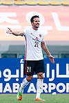 Urawa Reds Forward Zlatan Ljubijankic gestures during the AFC Champions League 2017 Round of 16 match between Jeju United FC (KOR) vs Urawa Red Diamonds (JPN) at the Jeju Sports Complex on 24 May 2017 in Jeju, South Korea. Photo by Yu Chun Christopher Wong / Power Sport Images