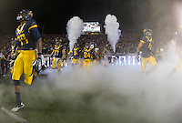 Saturday, October 19, 2013: CAL Football vs Oregon State at Memorial Stadium, Berkeley, California  Oregon State defeated California 49 -17