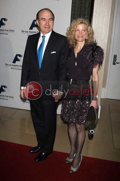 Philippe Dumas and friend<br />at the Friends of the Los Angles Free Clinic Annual Dinner Gala. Beverly Hilton Hotel, Beverly Hills, CA. 11-20-06<br />Dave Edwards/DailyCeleb.com 818-249-4998