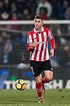 Aymeric Laporte of Athletic Club de Bilbao in action during the La Liga 2017-18 match between Getafe CF and Athletic Club at Coliseum Alfonso Perez on 19 January 2018 in Madrid, Spain. Photo by Diego Gonzalez / Power Sport Images