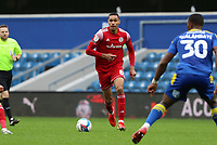 Jon Russell of Accrington Stanley during AFC Wimbledon vs Accrington Stanley, Sky Bet EFL League 1 Football at The Kiyan Prince Foundation Stadium on 3rd October 2020