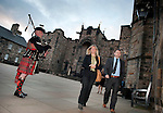 Cabinet Secretary for Rural Affairs and the Environment  Mr Richard Lochhead MSP held a reception at edinburgh Castle this evening to celebrate the success of the Scottish food and drink industry.Pic Kenny Smith, Kenny Smith Photography.6 Bluebell Grove, Kelty, Fife, KY4 0GX .Tel 07809 450119,