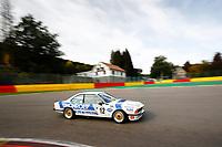 HISTORIC TOURING CAR CHALLENGE - #12 SCHRAUWEN ANTHONY (B) BMW 635 GROUP A 1985