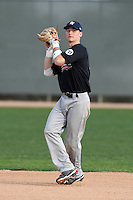 January 17, 2010:  David Ulrich (Candor, NY) of the Baseball Factory Northeast Team during the 2010 Under Armour Pre-Season All-America Tournament at Kino Sports Complex in Tucson, AZ.  Photo By Mike Janes/Four Seam Images