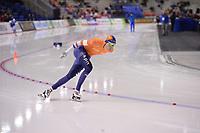 SPEEDSKATING: CALGARY: Olympic Oval, 02-03-2019, ISU World Allround Speed Skating Championships, 5000m Men, Patrick Roest (NED), ©Fotopersburo Martin de Jong