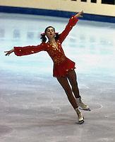 Elena Vodorezova Russia World Championships 1978. Photo copyright Scott Grant
