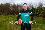 James Weldon Head Coach of the Ireland Senior Women's team.