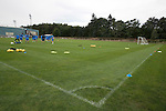 St Johnstone training pitch at McDiarmid Park<br />