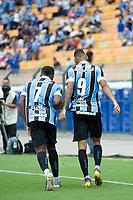 São Paulo (SP), 25/01/2020 - Internacional-Grêmio - Fabricio comemora o Gol do Grêmio. Partida entre Internacional e Grêmio válida pela final da Copa São Paulo no estádio Paulo Machado de Carvalho (Pacaembu) neste sábado (25).