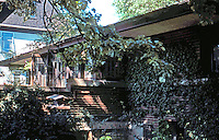 F.L. Wright: Cheney House, Oak Park. 1904.  Photo '76.