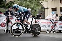 Omar Fraile (ESP/Astana - Premier Tech)<br /> <br /> Stage 5 (ITT): Time Trial from Changé to Laval Espace Mayenne (27.2km)<br /> 108th Tour de France 2021 (2.UWT)<br /> <br /> ©kramon