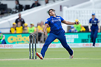 Naomi Dattani, London Spirit in action during London Spirit Women vs Trent Rockets Women, The Hundred Cricket at Lord's Cricket Ground on 29th July 2021