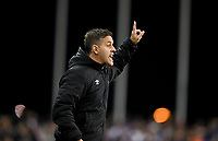 San Jose, CA - Sunday November 12, 2017: John Herdman during an International friendly match between the Women's National teams of the United States (USA) and Canada (CAN) at Avaya Stadium.
