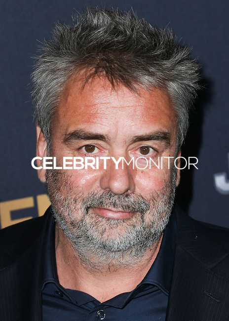 HOLLYWOOD, LOS ANGELES, CA, USA - DECEMBER 15: Luc Besson arrives at the Los Angeles Premiere Of Universal Pictures' 'Unbroken' held at the Dolby Theatre on December 15, 2014 in Hollywood, Los Angeles, California, United States. (Photo by Xavier Collin/Celebrity Monitor)