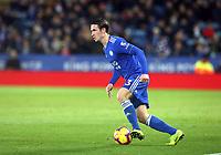 Leicester City's Ben Chilwell <br /> <br /> Photographer Stephen White/CameraSport<br /> <br /> The Premier League - Leicester City v Watford - Saturday 1st December 2018 - King Power Stadium - Leicester<br /> <br /> World Copyright © 2018 CameraSport. All rights reserved. 43 Linden Ave. Countesthorpe. Leicester. England. LE8 5PG - Tel: +44 (0) 116 277 4147 - admin@camerasport.com - www.camerasport.com