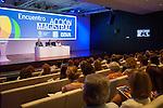 Encuentro Acción Magistral organizado por la FAD y BBVA en el Campus BBVA, Madrid.