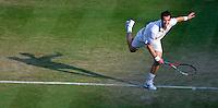 25-6-09, England, London, Wimbledon,  Andy Murray