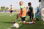 Getafe CF's Sandro Ramirez during training session. August 26,2021.(ALTERPHOTOS/Acero)