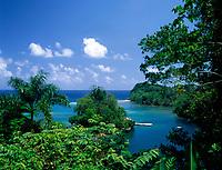 Jamaika: Die Blaue Lagune bei Port Antonio