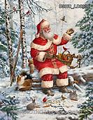 Liz,CHRISTMAS SANTA, SNOWMAN, WEIHNACHTSMÄNNER, SCHNEEMÄNNER, PAPÁ NOEL, MUÑECOS DE NIEVE, paintings+++++,USHCLD0306,#x#
