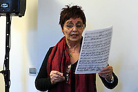 Lezione di canto del Maestro Giovanni Gava.Upter. L' Università popolare di Roma si occupa dell' apprendimento permanente degli adulti.Popular University of Rome is responsible for Life Long Learning.
