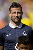 Yohan Cabaye of France