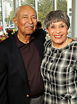Alfred and Dr. Barbara Allen at a luncheon at the Houston Museum of African American Cuture Wednesday  March 10,2010. (Dave Rossman Photo)