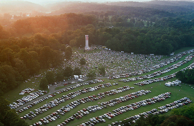4th of July Concert in battlefield